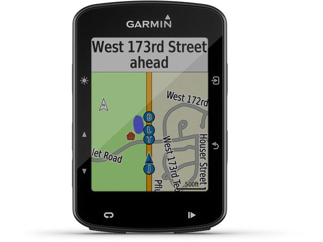 Garmin Edge 520 Plus - GPS - noir